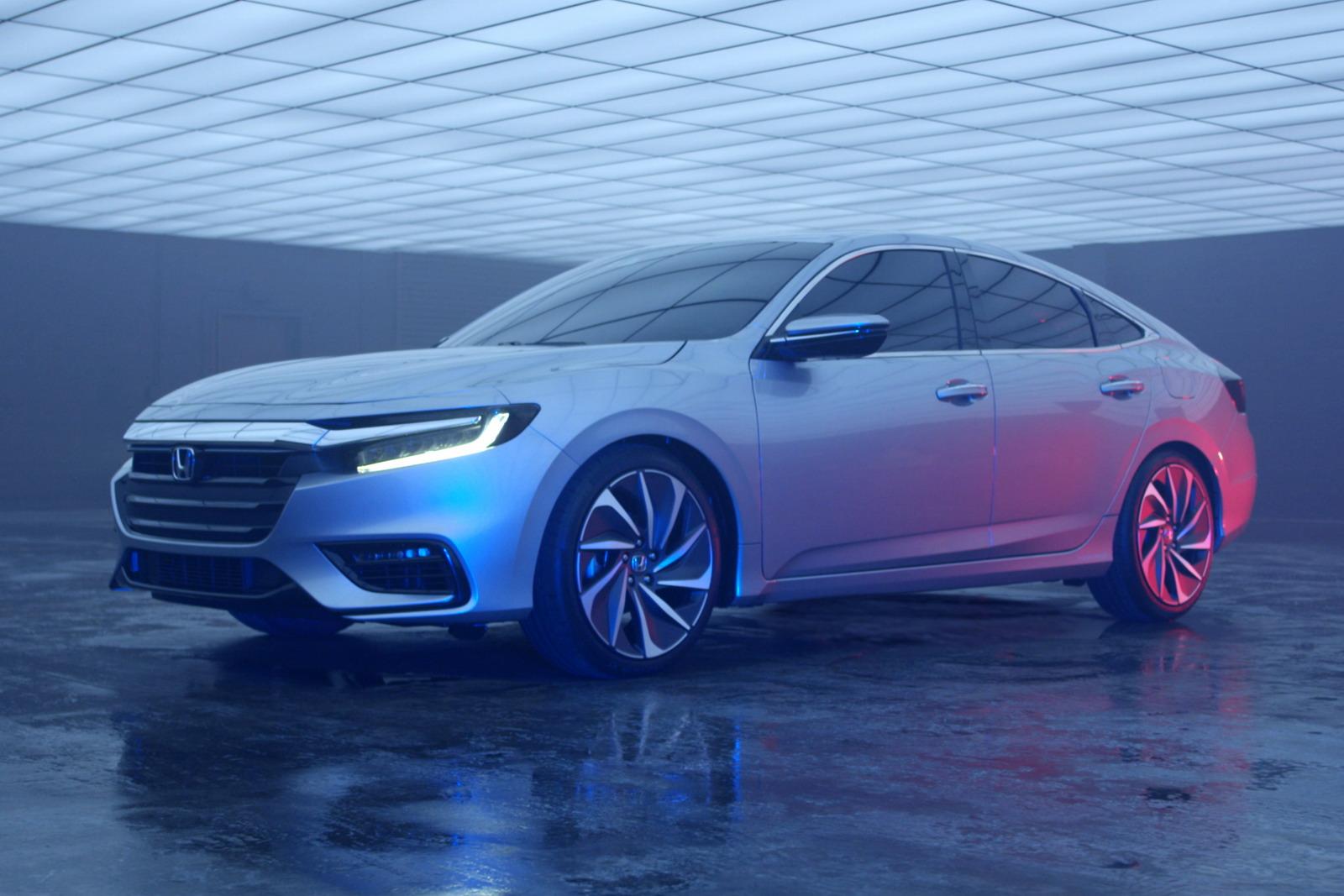 Honda Insight, el gran híbrido que está por venir