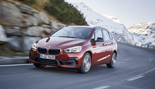BMW Serie 2 Active Tourer y Gran Tourer 2018