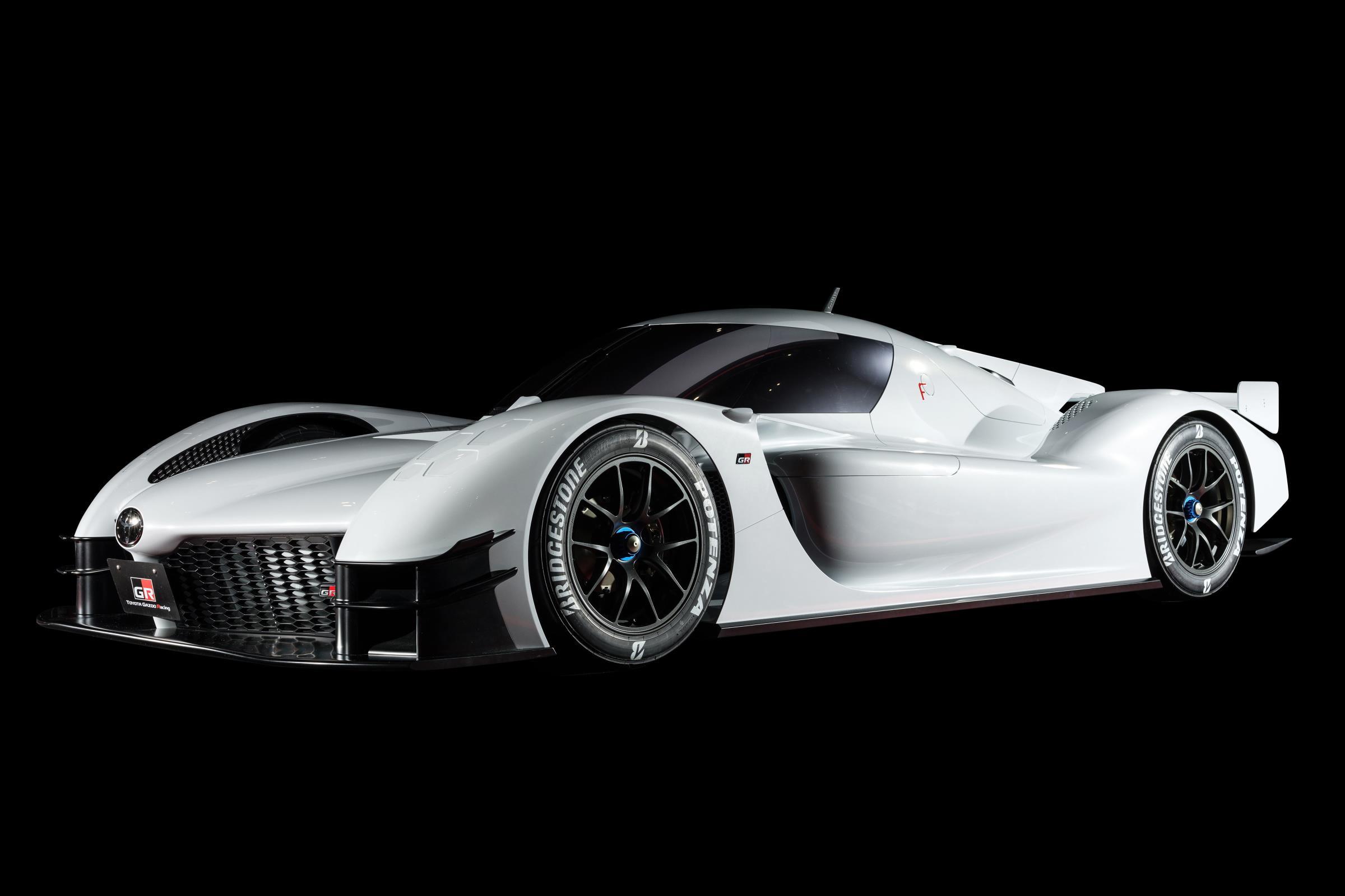 Toyota GR Super Sport Concept: del circuito a la calle con 1.000 CV