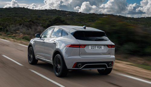 Jaguar E-Pace: las mejores imágenes