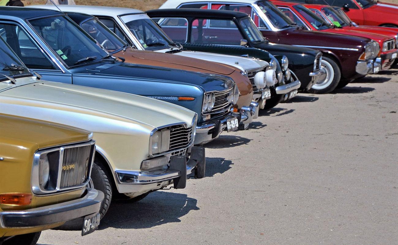 Dónde están los coches más viejos de Europa? | Actualidad | Motor EL PAÍS