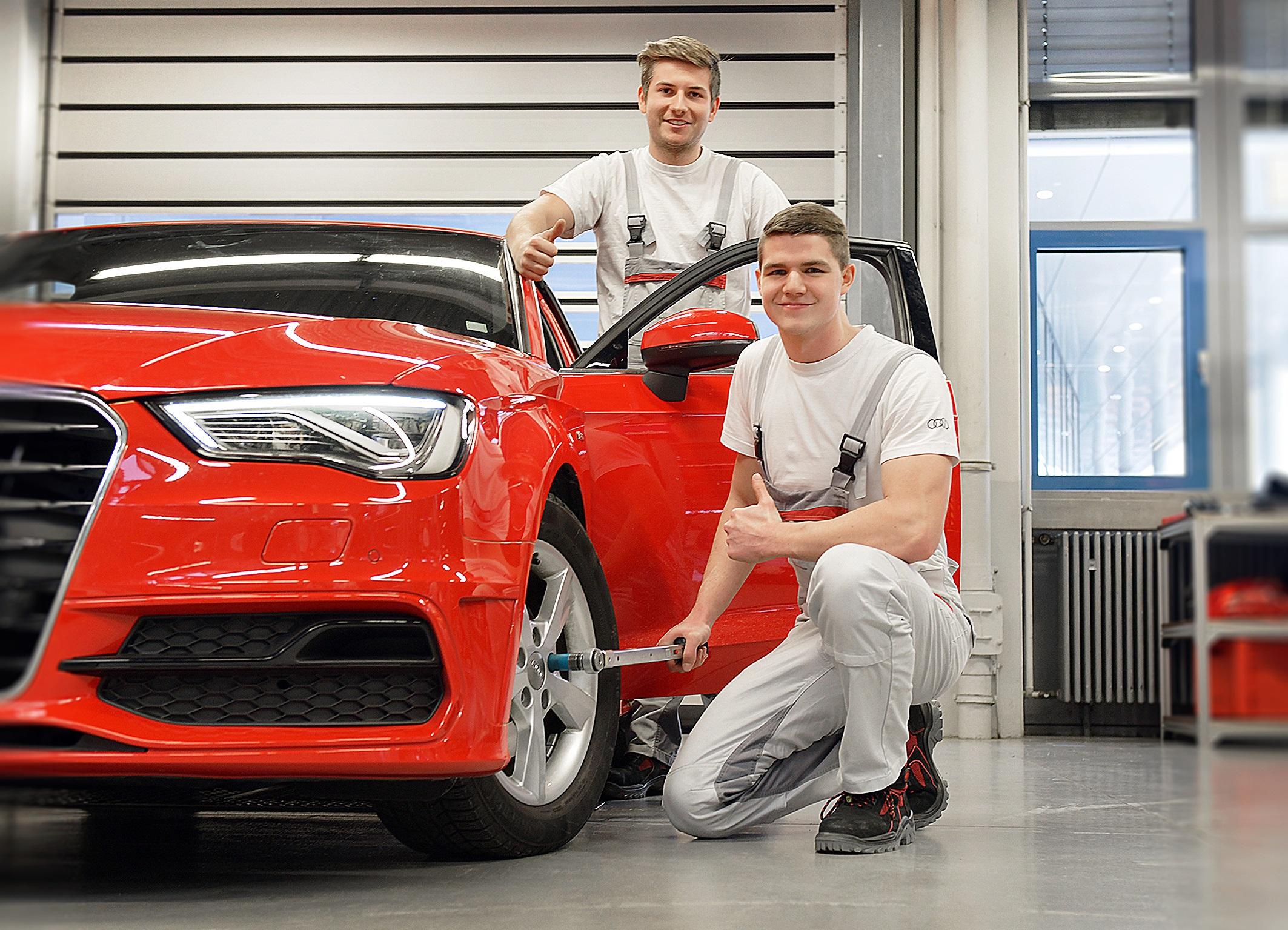 ¿Cómo han conseguido sus trabajadores que Audi ahorre 108 millones?
