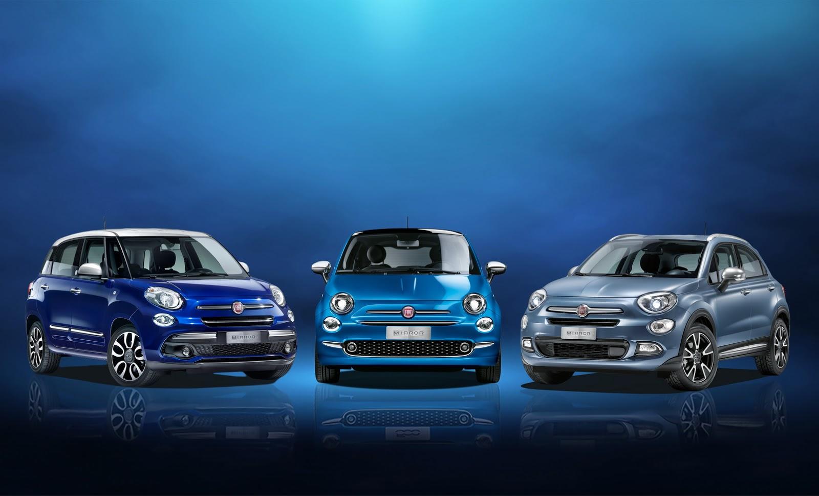 Fiat 500 Mirror, conectividad al poder