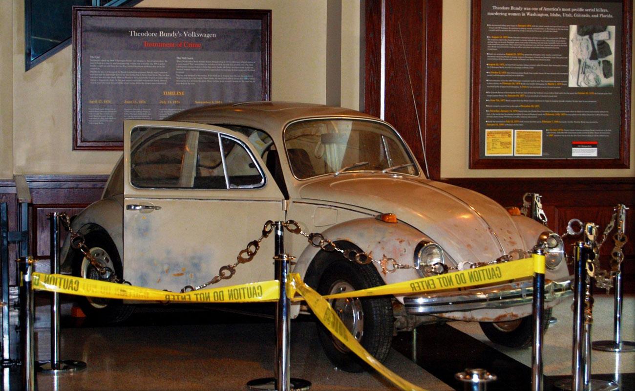 De Charles Manson a Ted Bundy: cuando el coche es el arma ...