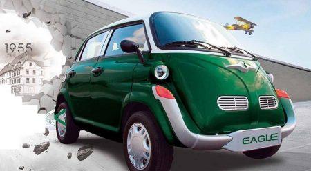 China resucita el legendario Isetta en versión eléctrica