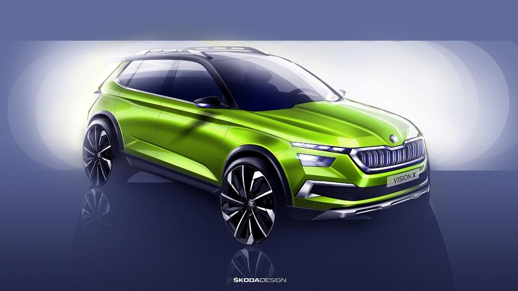 Skoda Vision X: el nuevo SUV compacto checo