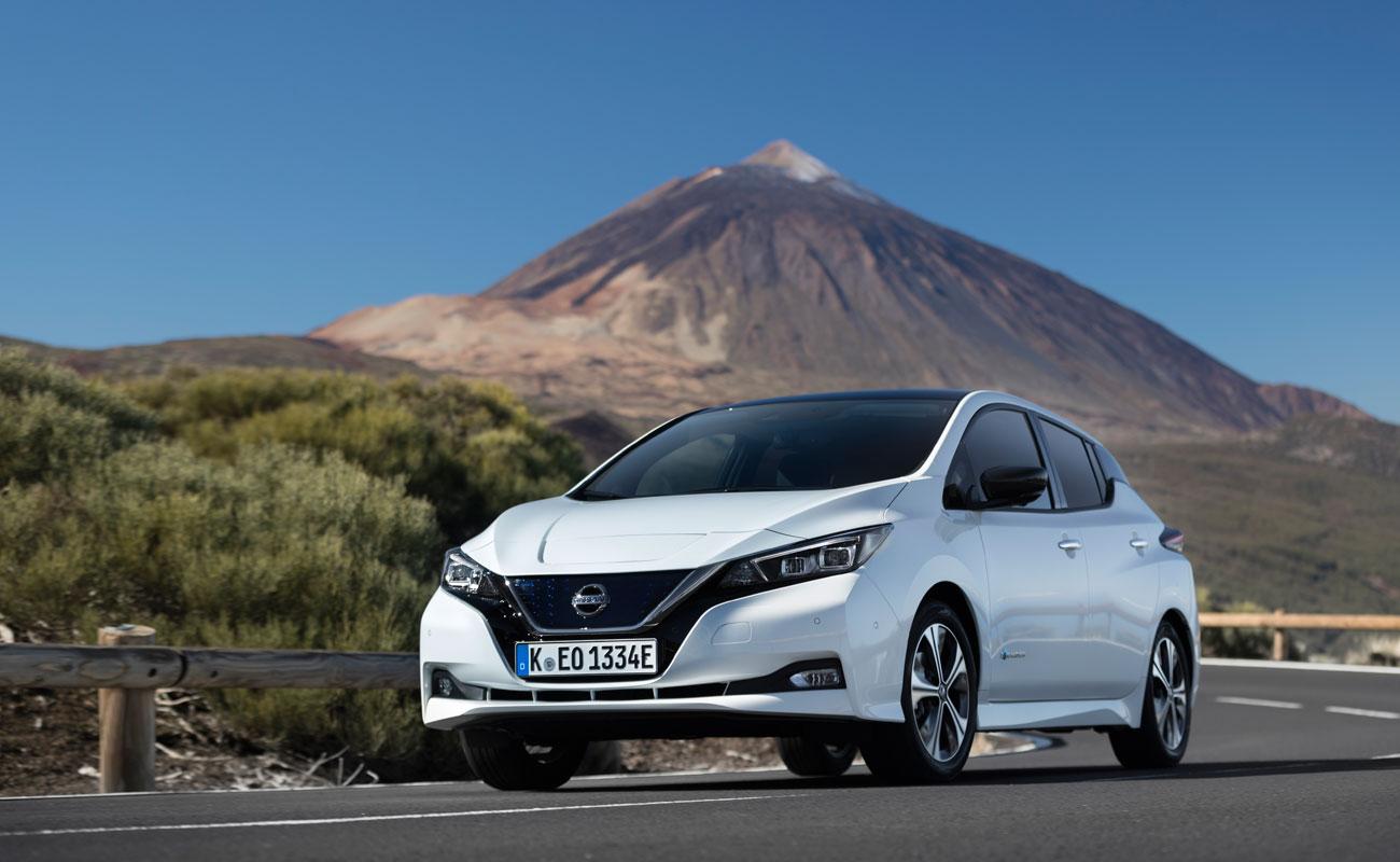 Al volante del nuevo Nissan Leaf: el eléctrico más vendido ahora también es mejor coche