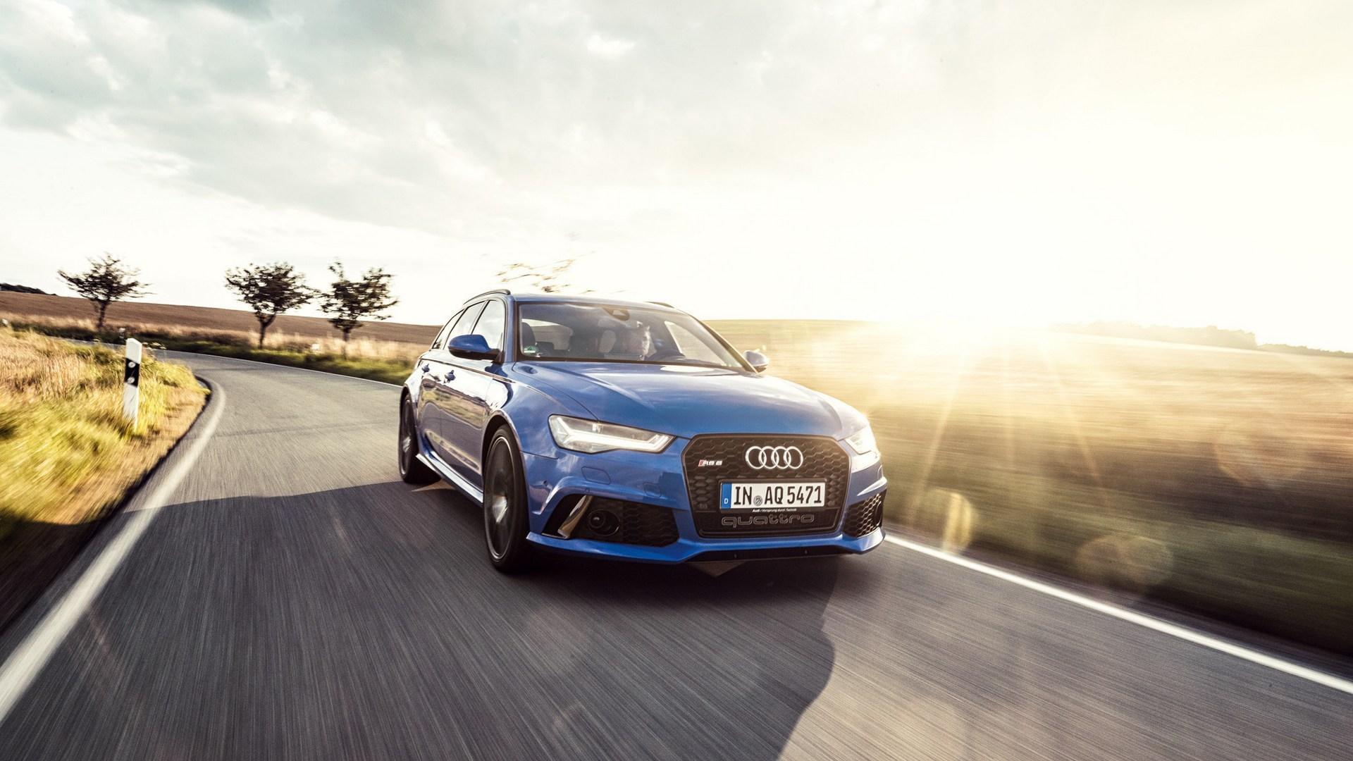 RS6 Nogaro Edition: el Audi más potente de la historia