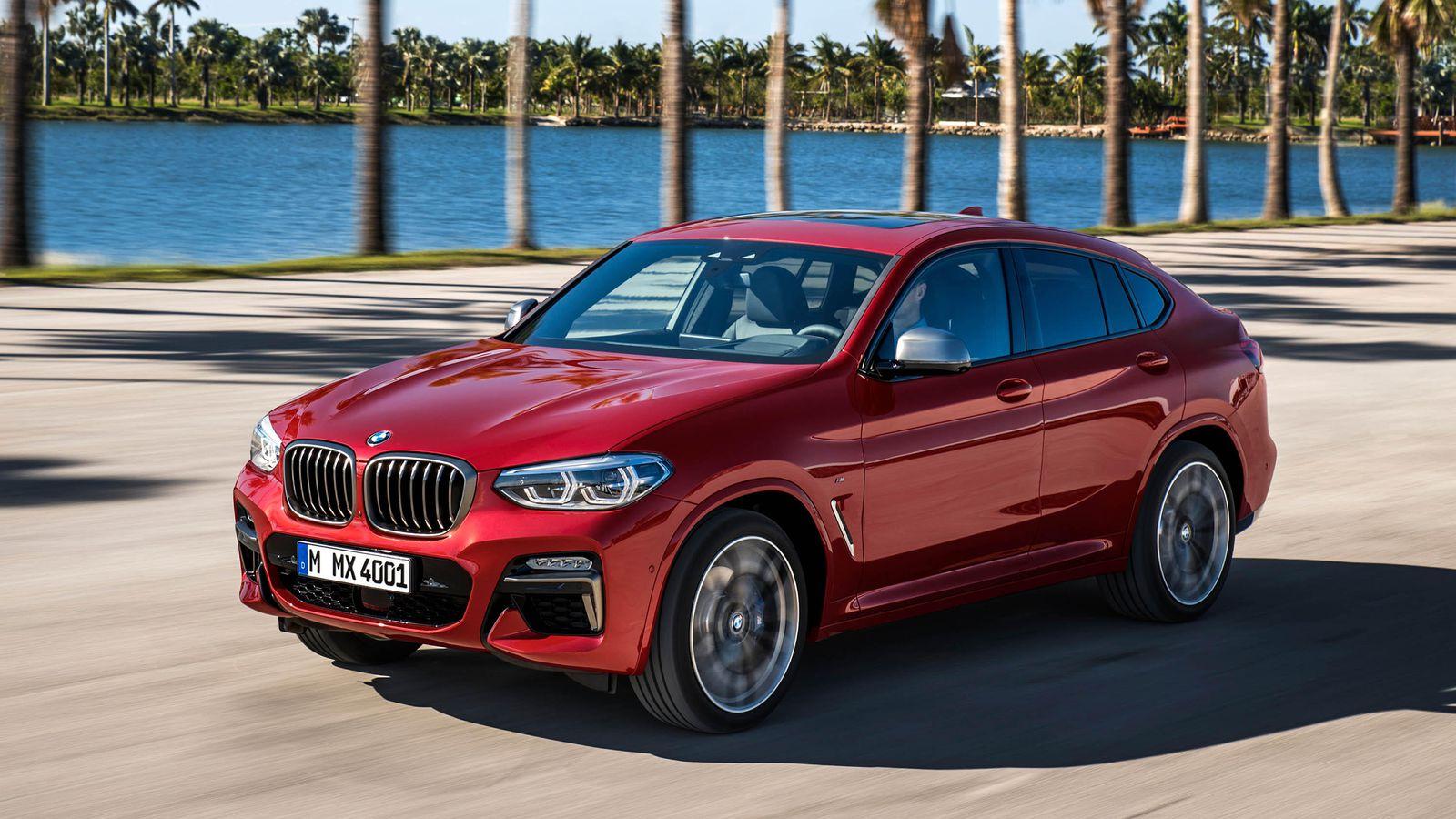 Un diseño atrevido y más espacio para el nuevo BMW X4