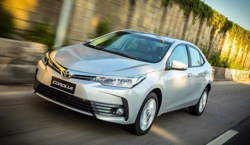 Los 10 coches más vendidos del planeta