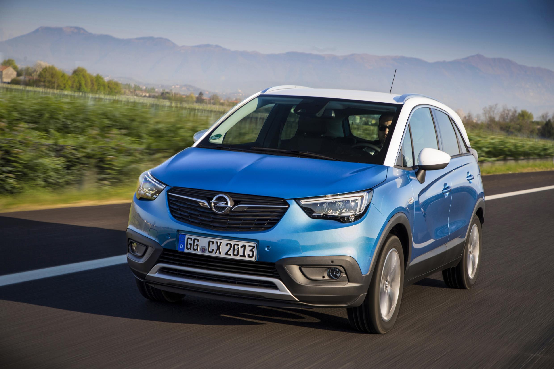 El Opel Crossland X también se pasa al GLP
