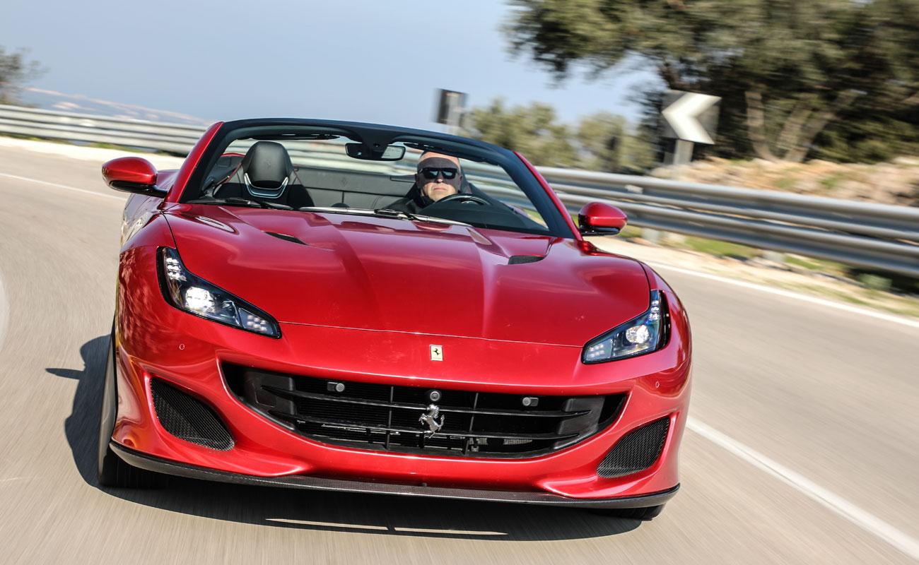 Ferrari Portofino, el último juguete de Maranello