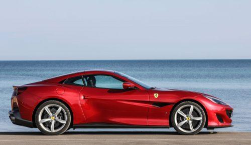 El Ferrari Portofino, al detalle