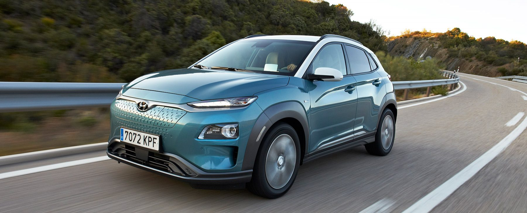 Hyundai Kona Eléctrico