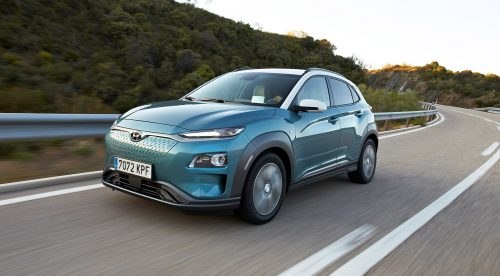 Hyundai Kona Eléctrico: hasta 600 kilómetros por cuatro euros