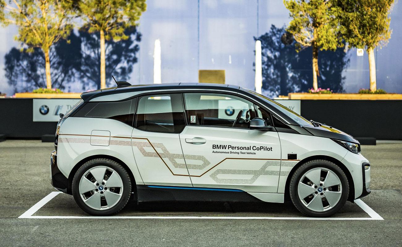 Un coche pilotado desde un móvil y otras ideas para el futuro