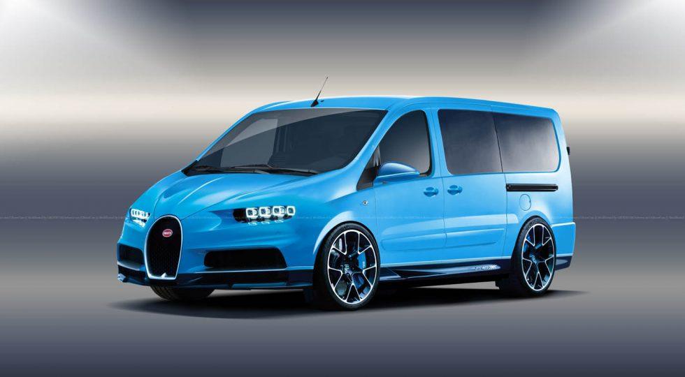 furgoneta Bugatti