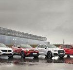 Comparativa: cuatro SUV pequeños que se distinguen por su personalidad