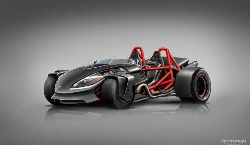 ¿Y si las marcas de motos hicieran coches?