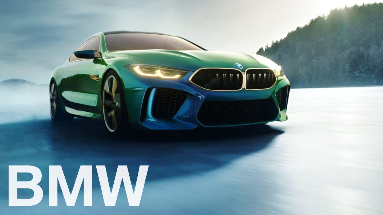 El nuevo BMW M8 promete (y mucho)