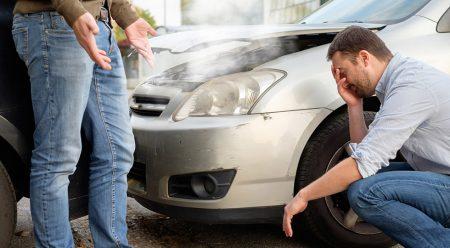 ¿De quién es la culpa en un accidente? Los ocho casos más comunes