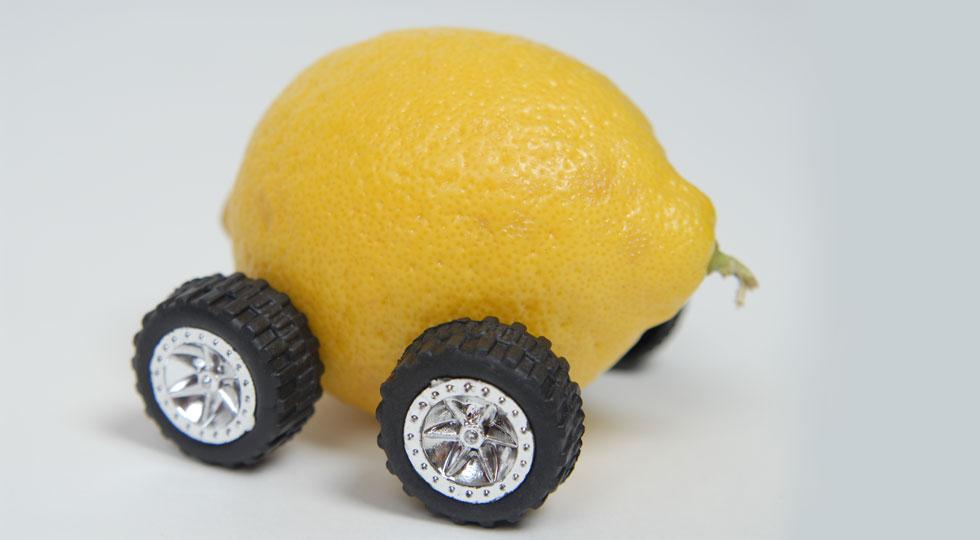 Por qué deberías usar más limones (y otras frutas) al volante