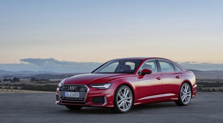 Todas las imágenes del Audi A6 2018