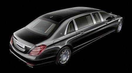 Mercedes-Maybach Pullman: lujo extremo en formato limusina