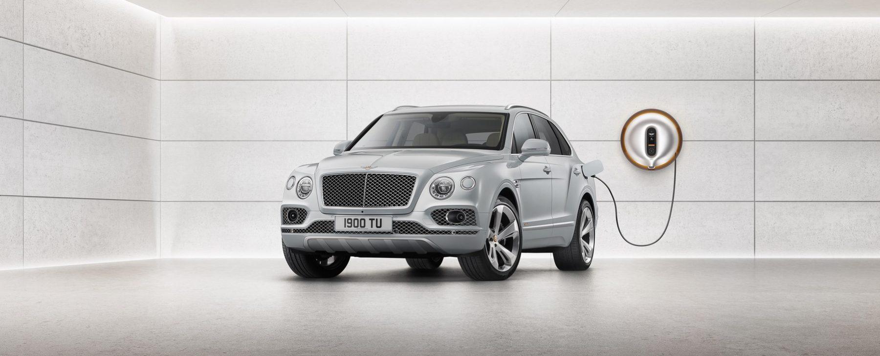 Bentley Bentayga Plug In Hybrid
