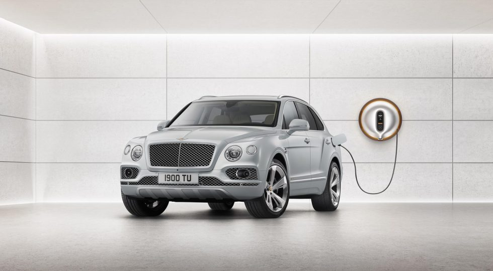 Bentley Bentayga Plug In Hybrid