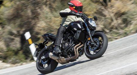 La Yamaha MT-07 se pone al día para seguir triunfando