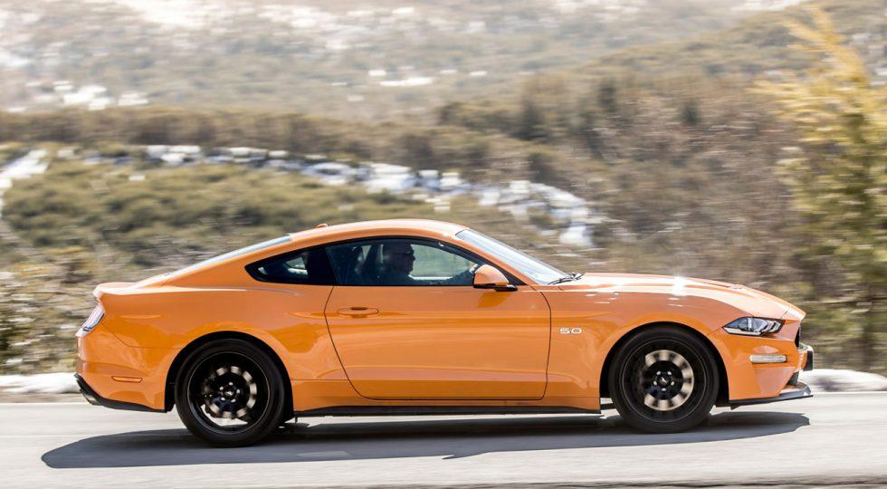 El Ford Mustang 2018, al detalle