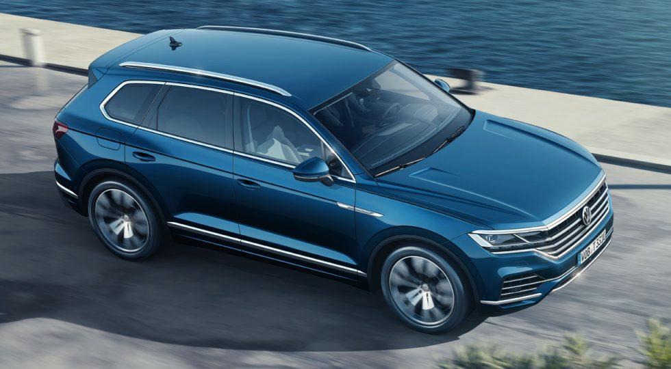 El nuevo Volkswagen Touareg, a la venta desde 74.835 euros