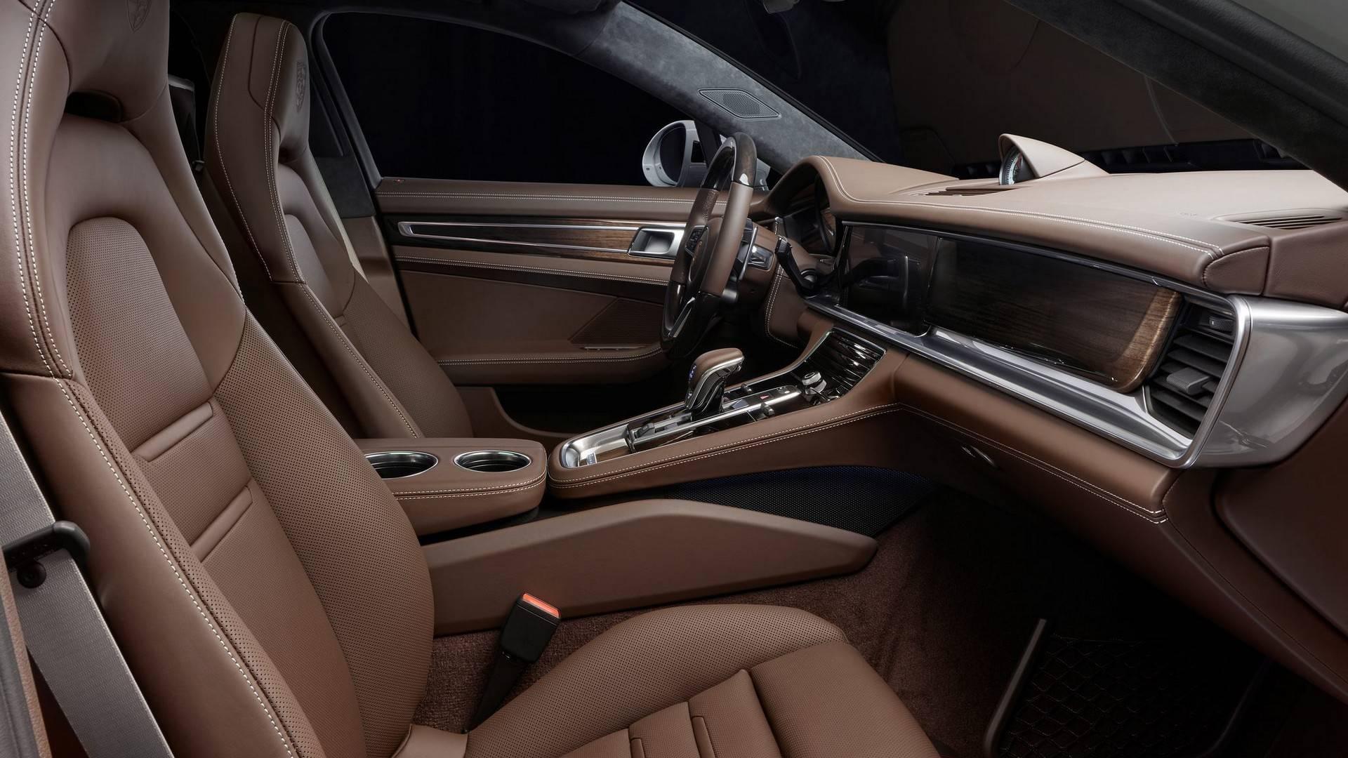 Porsche Exclusive Panamera Turbo: ejemplo de saber hacer