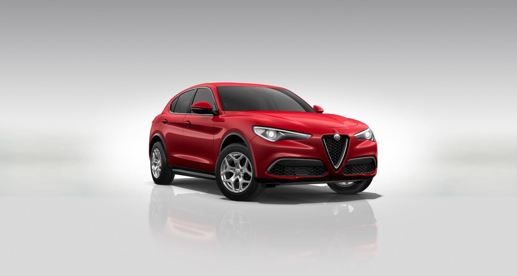 Alfa Romeo Stelvio Executive