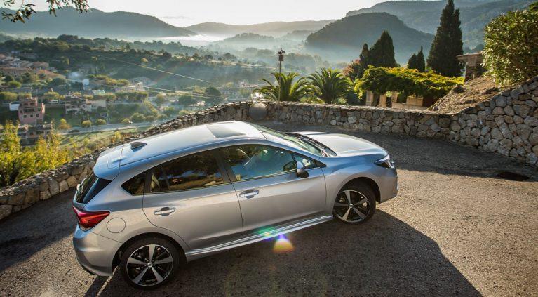 Subaru Impreza 2018: las imágenes