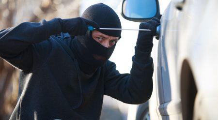 Los 10 coches que más se roban en España
