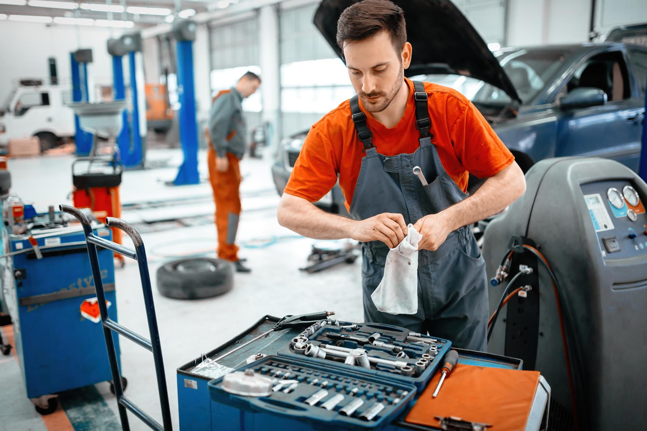 ¿Qué pasa cuando se avería el coche nada más salir del taller?