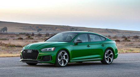 Audi RS5: por primera vez en formato Sportback