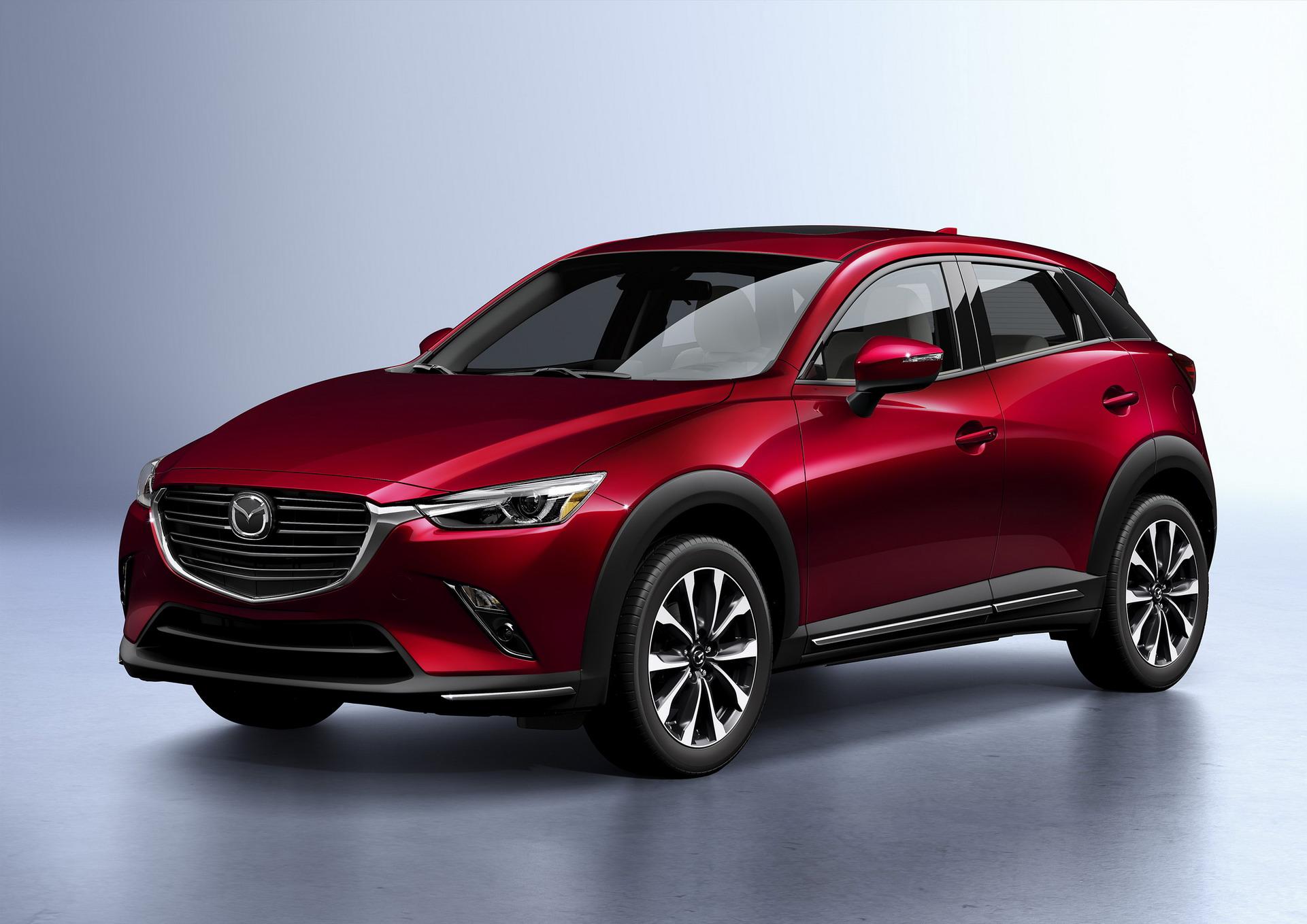 Mazda Cx 3 Jahreswagen
