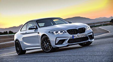 """BMW M2 Competition: 410 CV para el """"pequeño"""" M"""