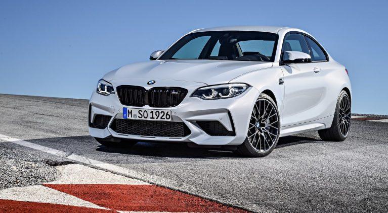 BMW M2 Competition, las fotos