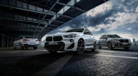 Los BMW X2, X3 y X4, más deportivos gracias a las M Performance Parts