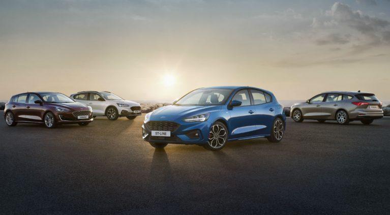 Todas las imágenes del Ford Focus 2018