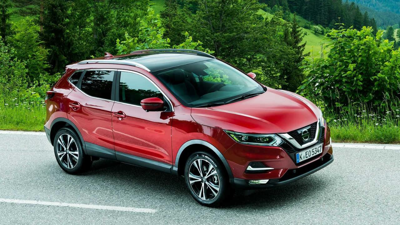 1. Nissan Qashqai: 8.544 unidades
