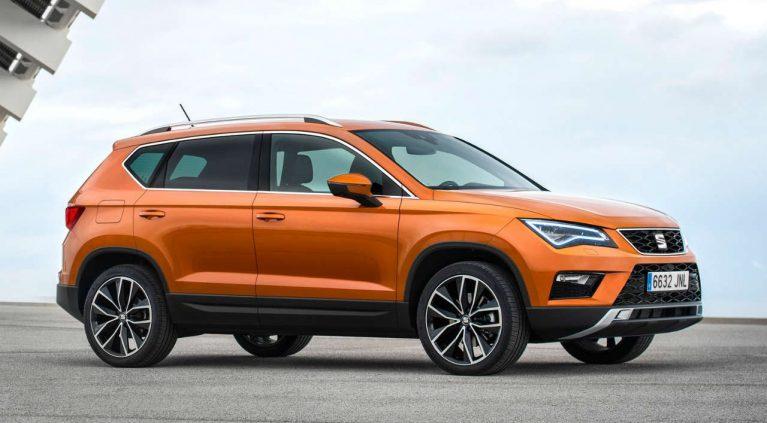 Los 10 SUV más vendidos en el primer trimestre de 2018