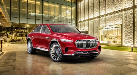 Vision Mercedes-Maybach Ultimate Luxury: primer SUV de la marca