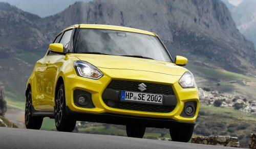 Suzuki Swift Sport: las mejores imágenes