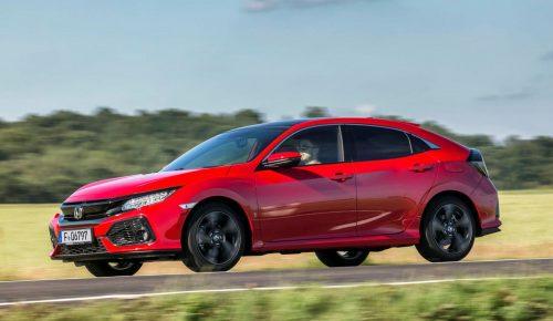 Las imágenes del Honda Civic