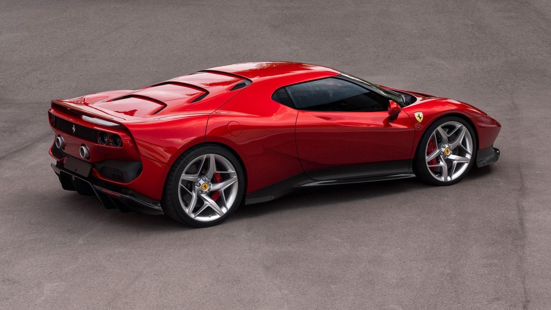 Ferrari Sp38 Un Superdeportivo Fabricado A Capricho De